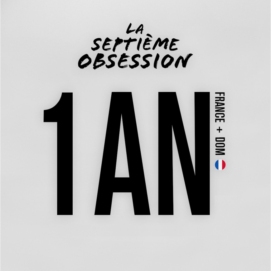 1 year subscription France