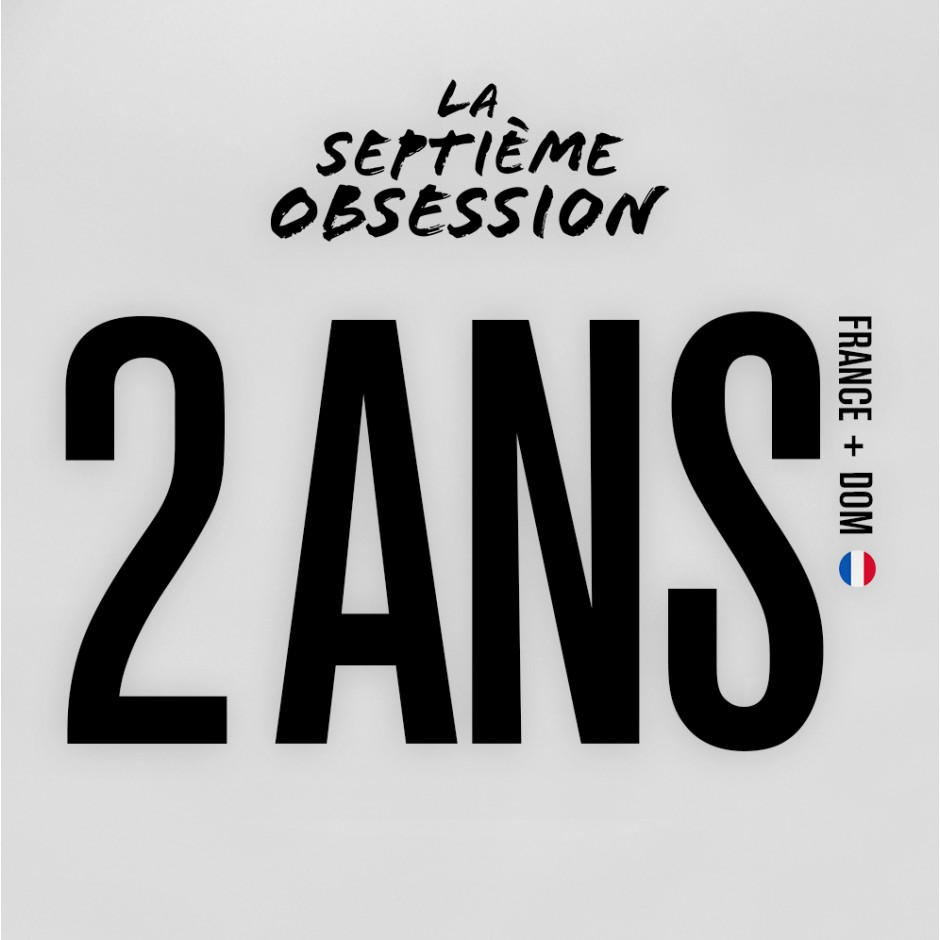 2 years subscription France