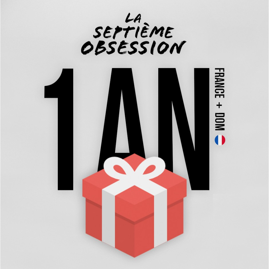 Offer 1 year subscription France
