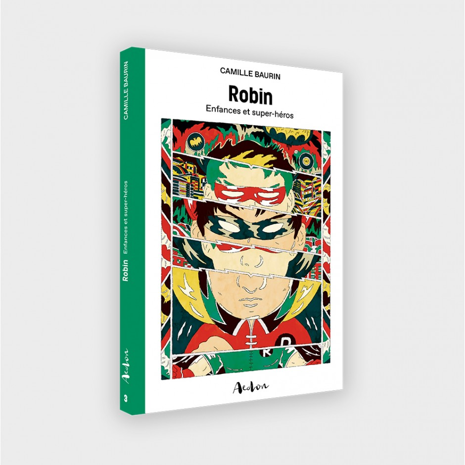 Robin, childhood & superhero