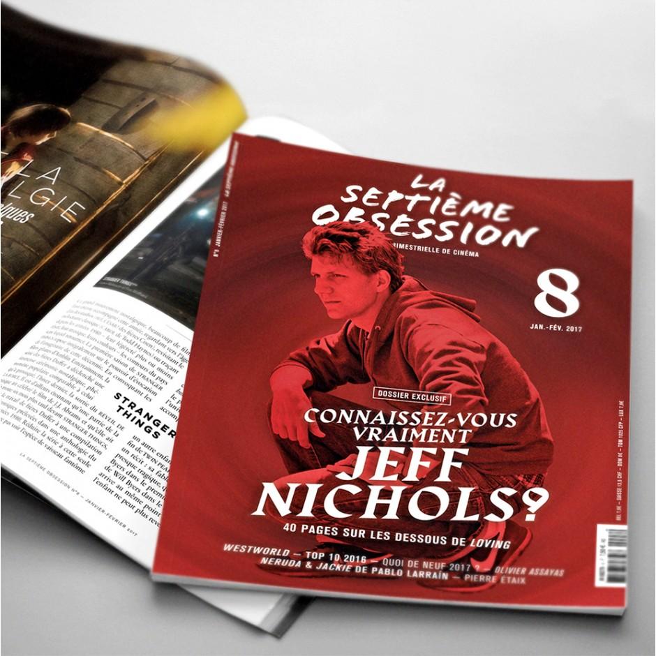 La Septième Obsession N°8 - Jeff Nichols
