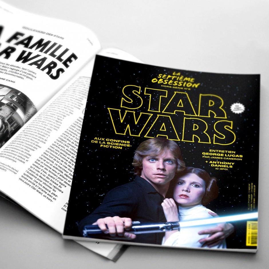 Hors-série N°2 - Star Wars