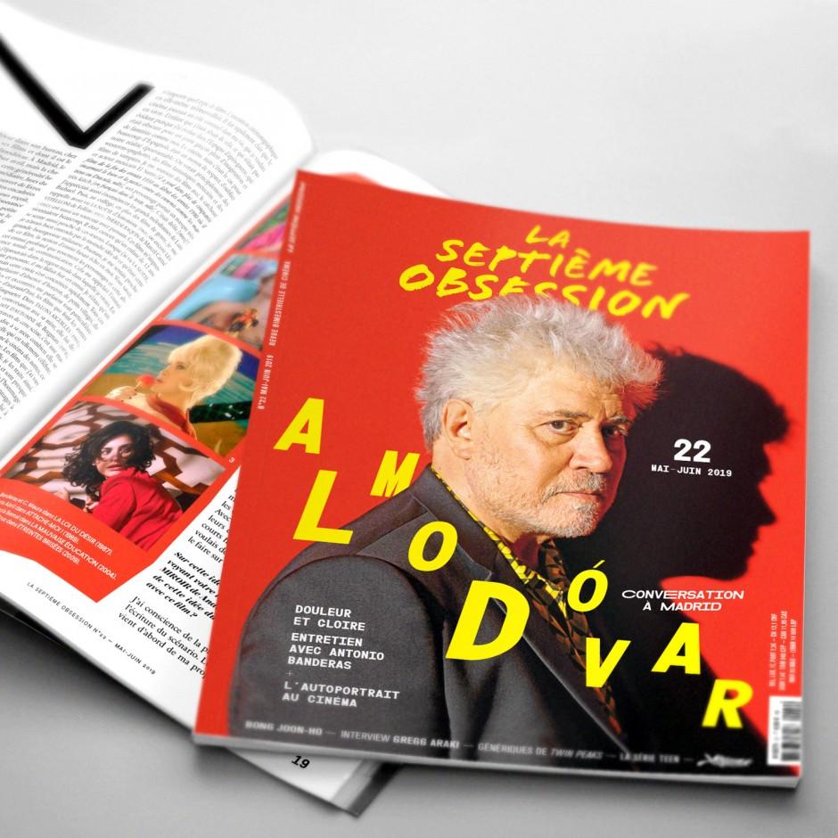 La Septieme Obsession 22 -  Pedro Almodovar