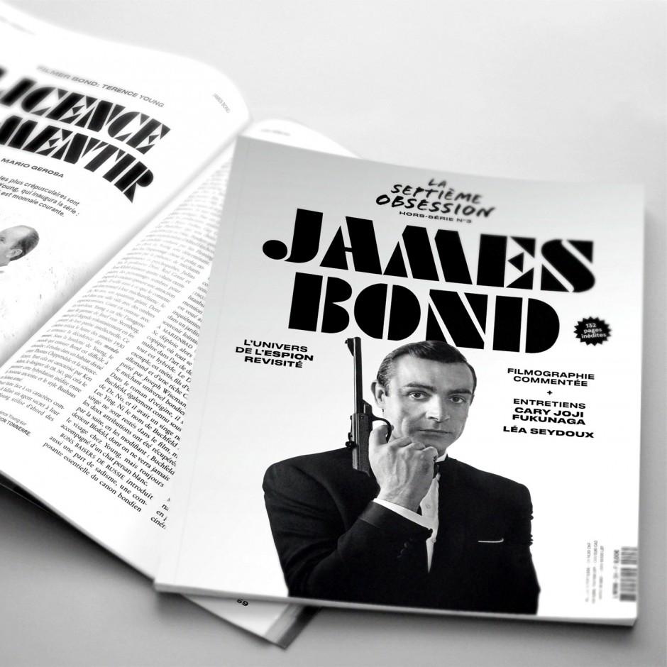 Hors-série N°3 - James Bond