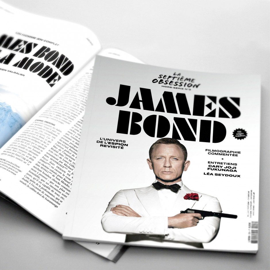 Special issue 3 - James Bond