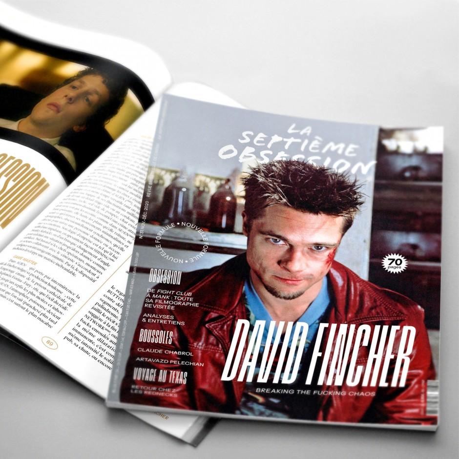 La Septième Obsession N°31 - David Fincher