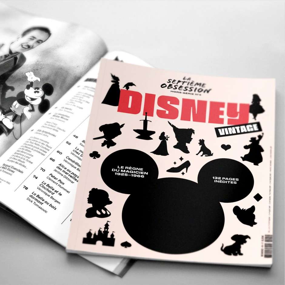 Special issue 4 - Disney Vintage