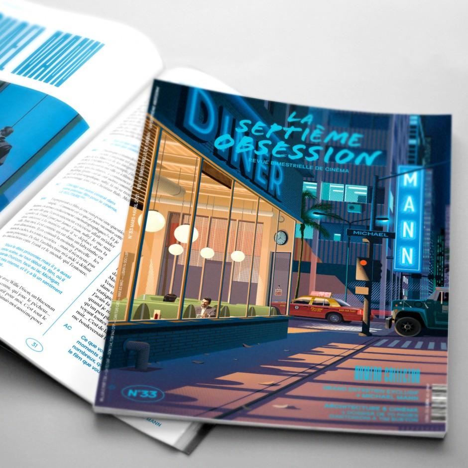 La Septième Obsession N°33 - Michael Mann & Architecture