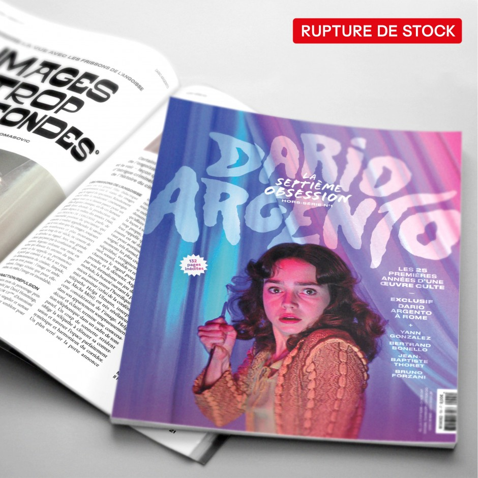 Special issue 1 - Dario Argento