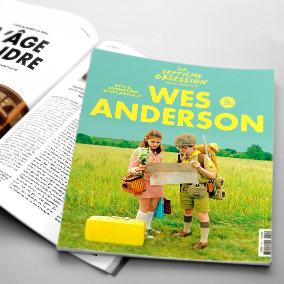 Special issue 5 - Wes Anderson