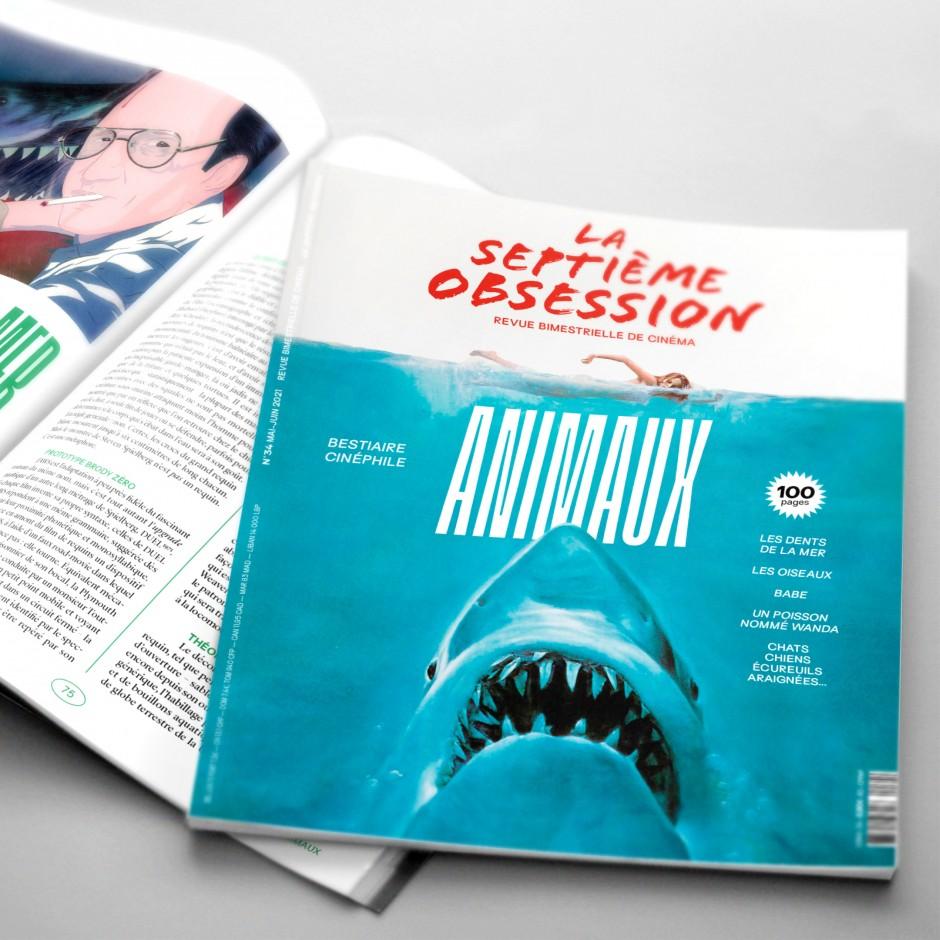 La Septième Obsession N°34 - Animaux