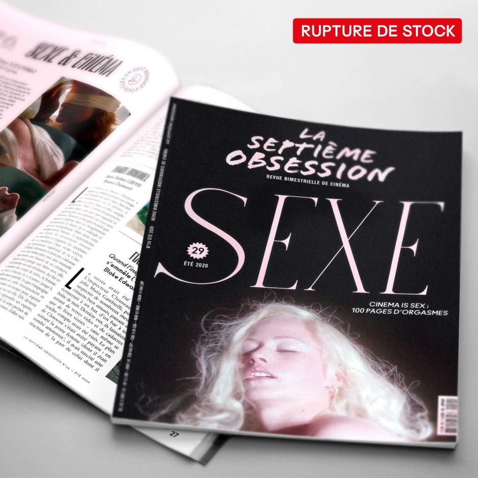 La Septième Obsession N°29 - Sexe & cinéma