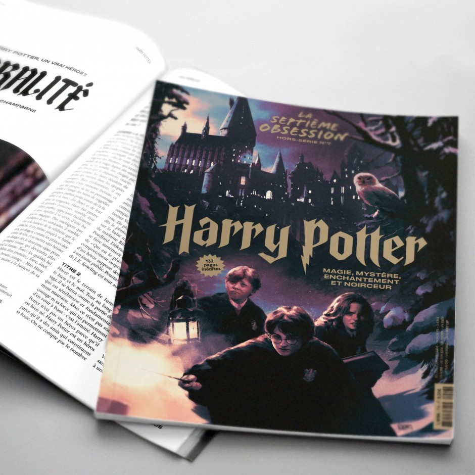 Special issue 7 - Harry Potter