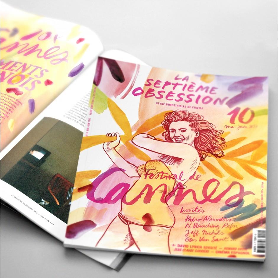 La Septième Obsession N°10 - Festival de Cannes 2017