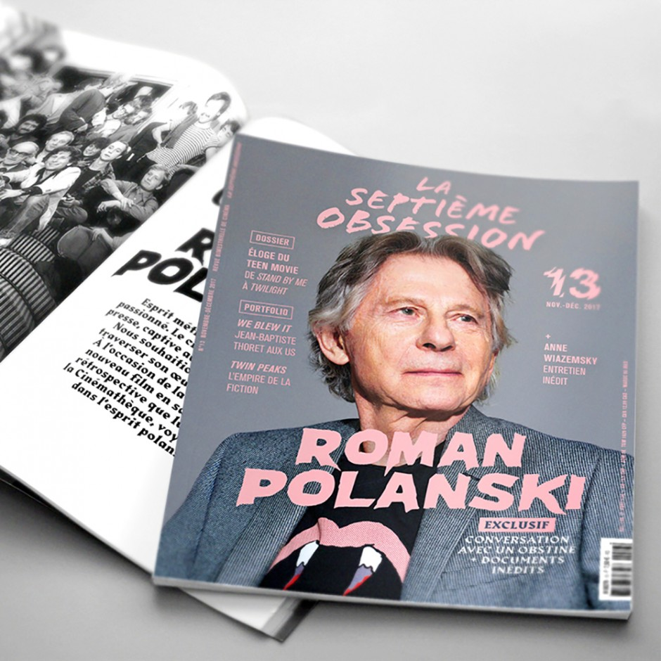 La Septième Obsession N°13 - Roman Polanski