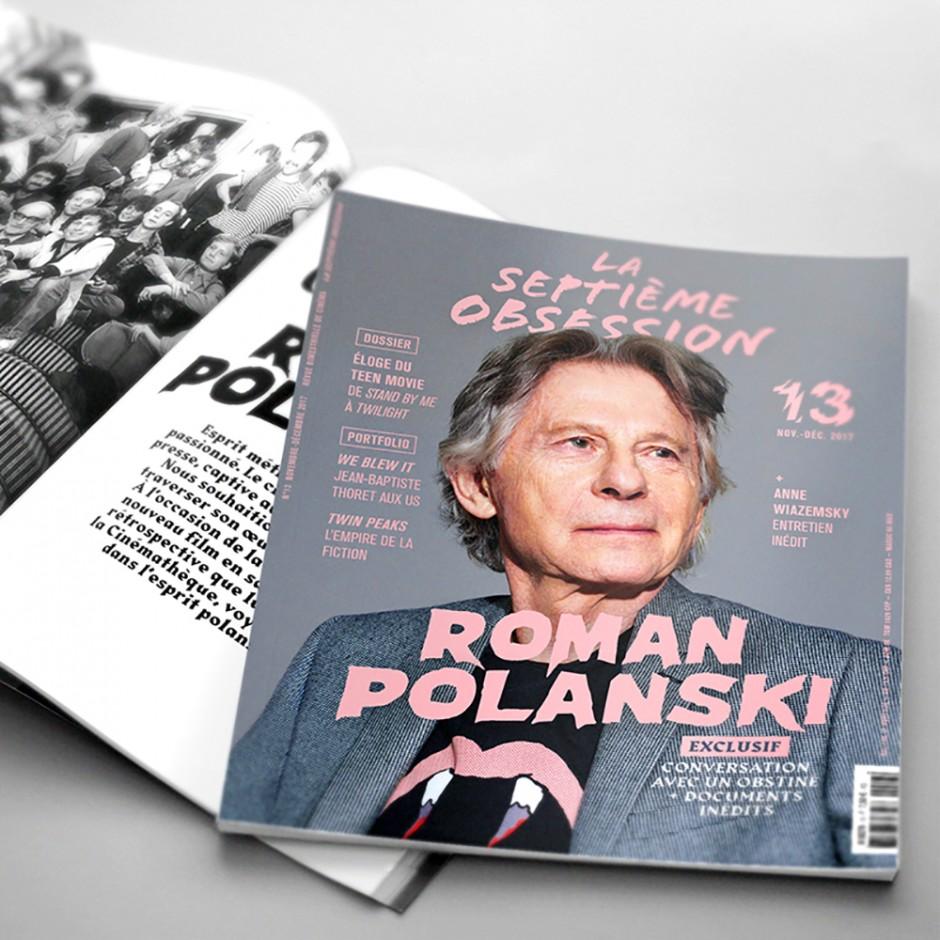 La Septième Obsession 13 - Roman Polanski