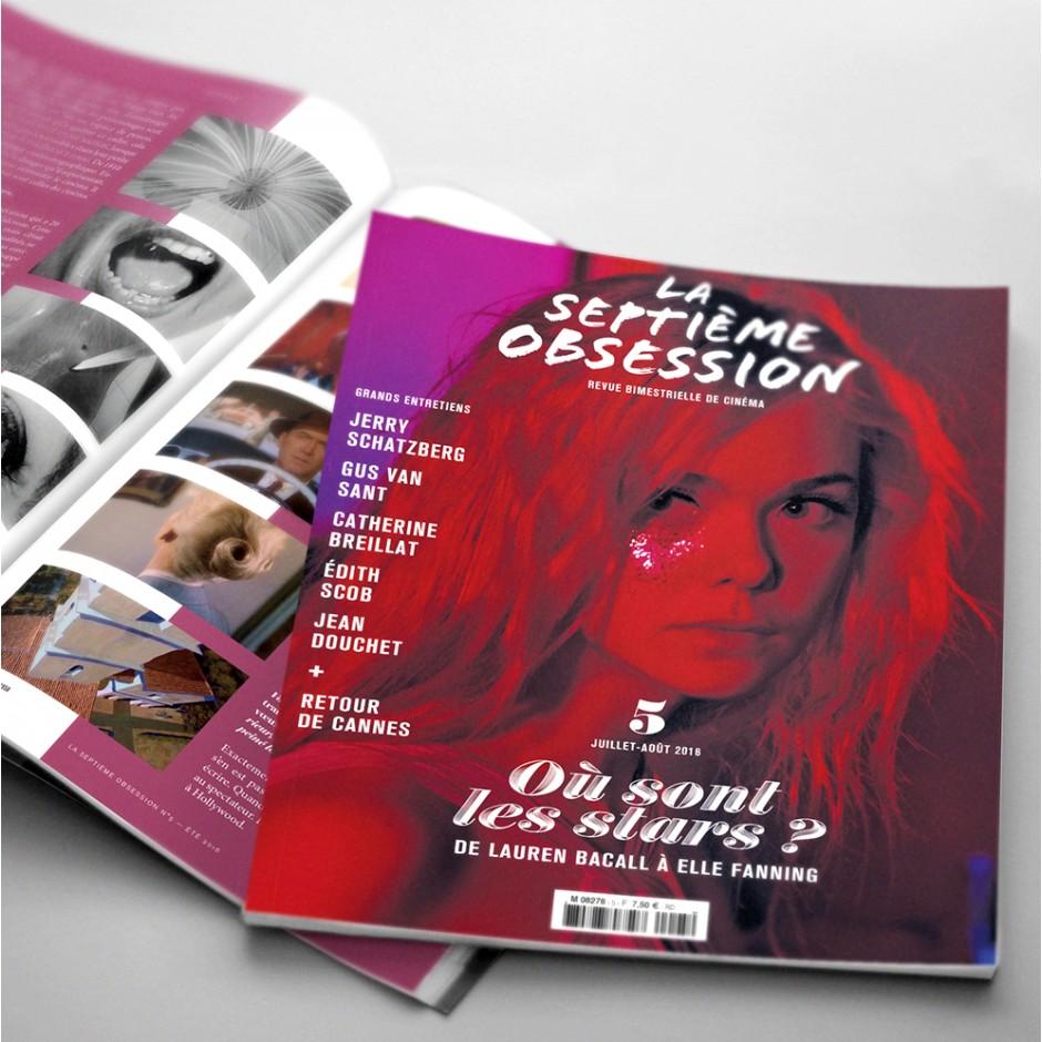 La Septième Obsession N°5 - Où sont les stars ?