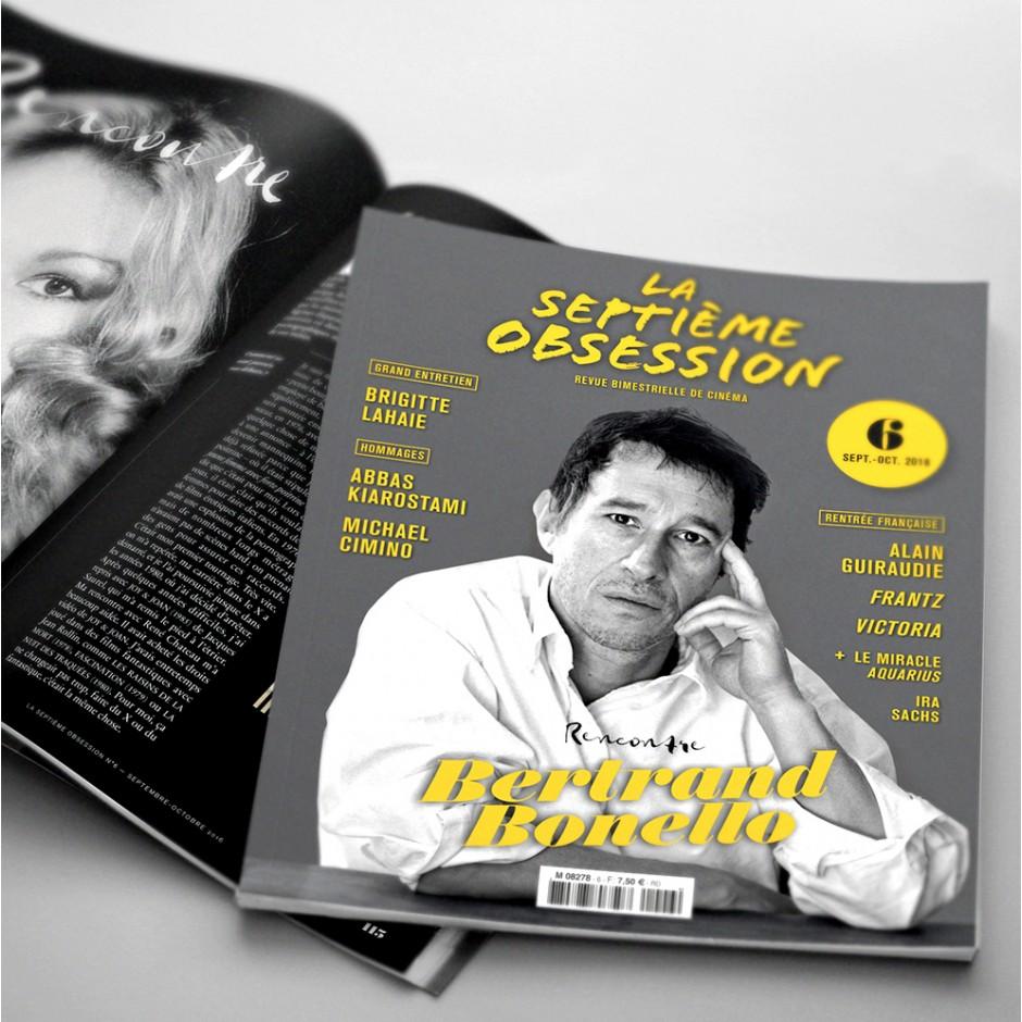 La Septième Obsession N°6 - Bertrand Bonello